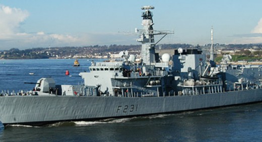 HMS Argyll, Type 23 Frigates