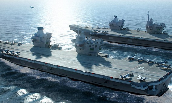 2 Aircraft Carriers