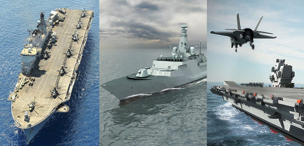 Future Royal Navy