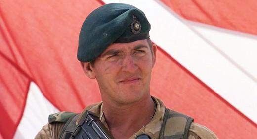 Marine A Sgt Blackman