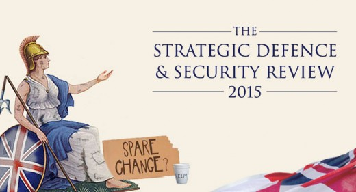 Strategic Defence & Security Review 2015