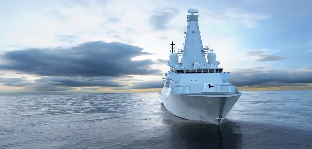 Type 26 Frigate (or Global Combat Ship)