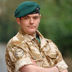 Sergeant Darbyshire