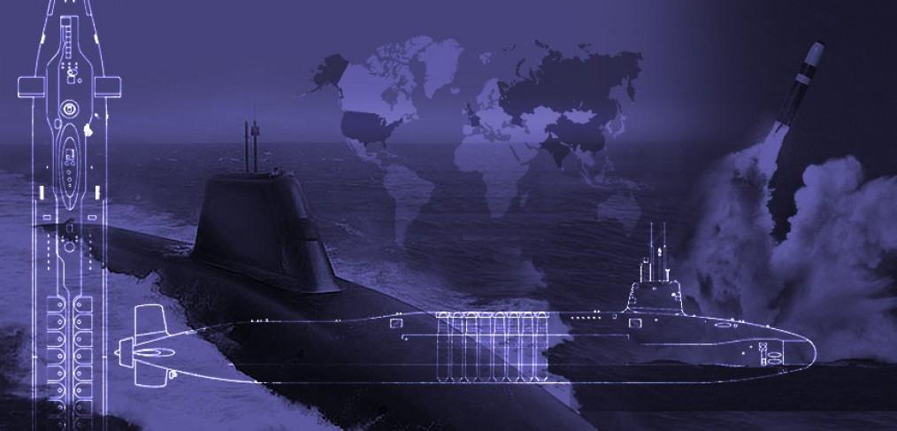 Trident Successor Submarine