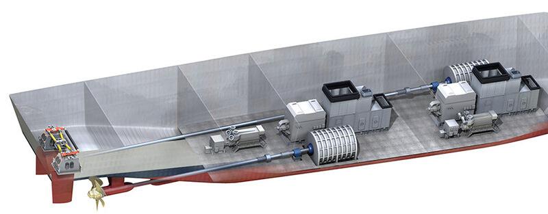 Piss simulator gas turbine