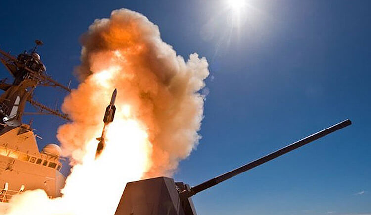 US Navy test-fires SM-6 missile in anti-shipping role