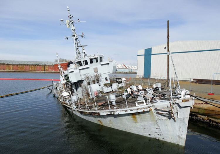 HMS Bronnington