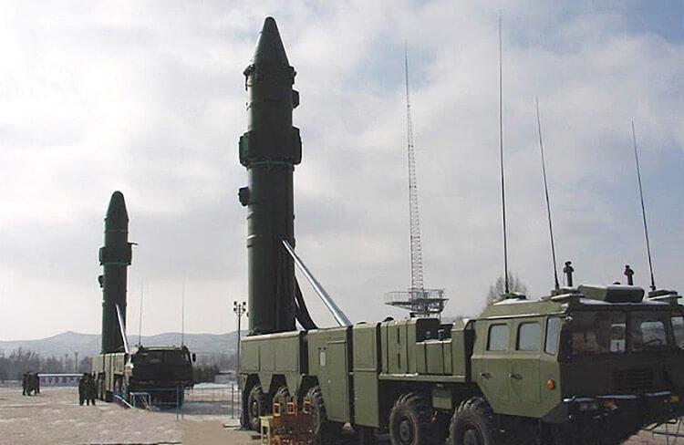 DF-21 Chinese Anti ship ballistic missile