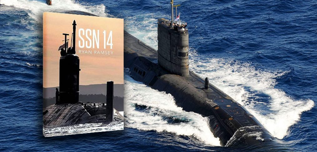 SSN14 book review Submarine HMS Turbulent