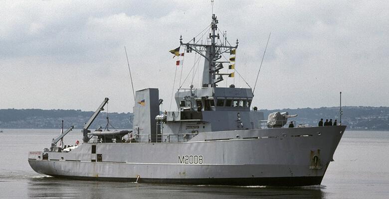 HMS-Blackwater