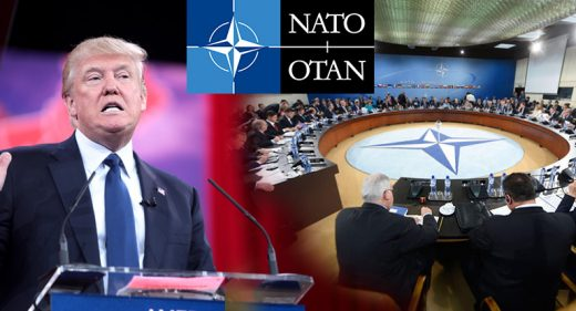 Donald Trump and NATO