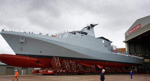 HMS Forth OPV