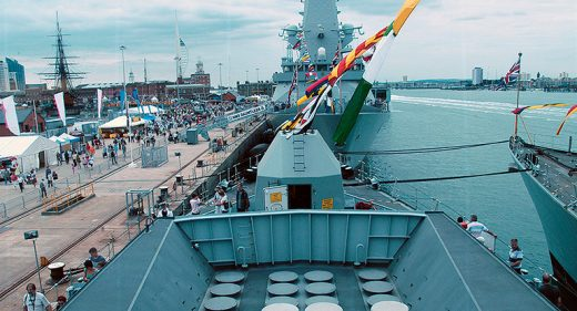 Navy Days Portsmouth