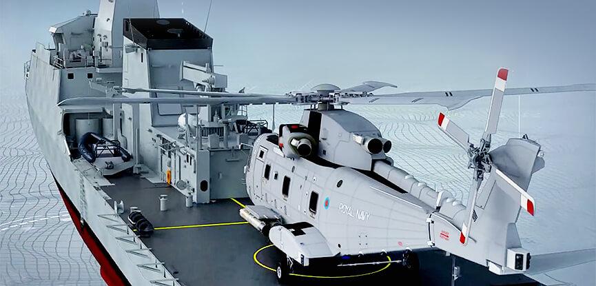 Offshore Patrol vessel Royal Navy