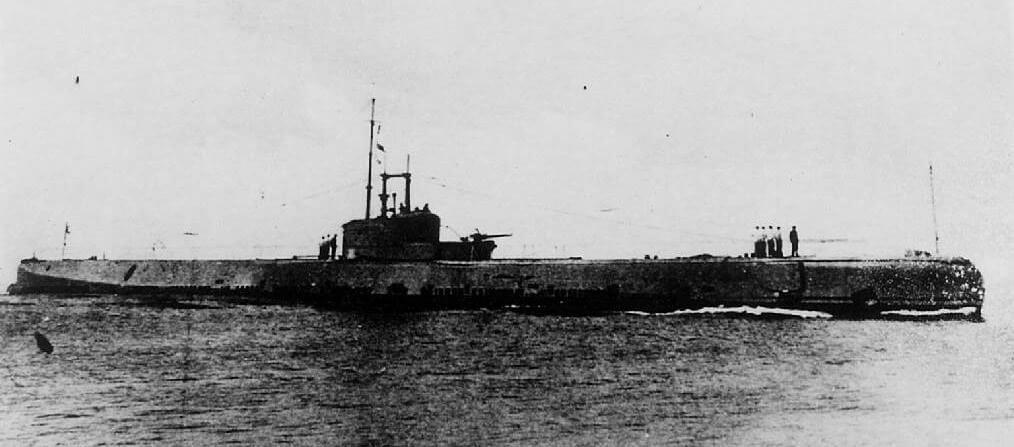 HMS Grampus