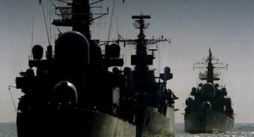 Royal Navy Sea Power - Gulf war 1991