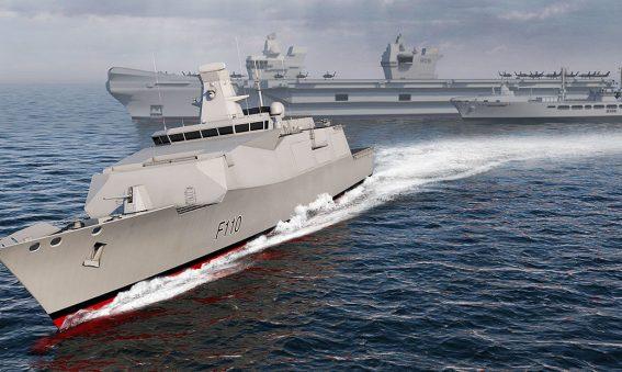 Type 31 frigate Venator 110