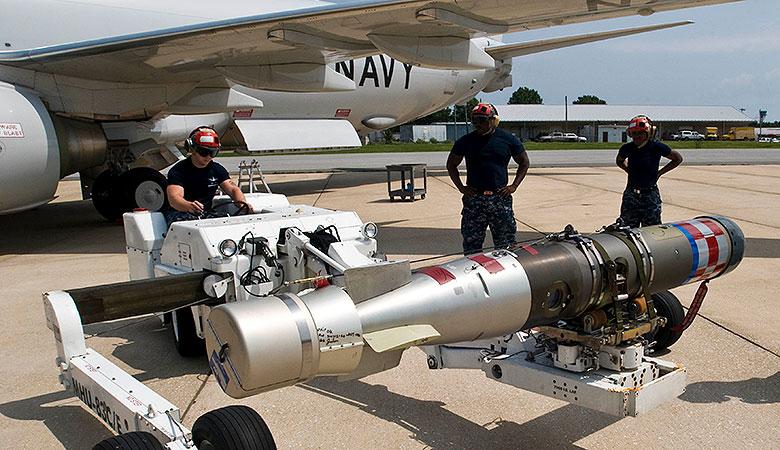 Mk 54 Torpedo P-8