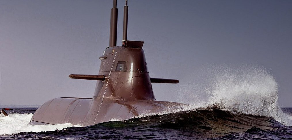 German type 212 submarine