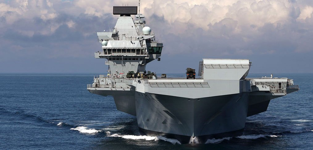 HMS Queen Elizabeth propulsion