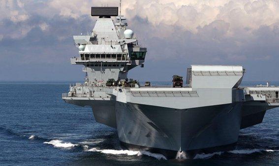 HMS Queen Elizabeth propulsion