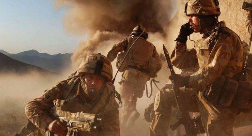 Royal Marines Afghanistan