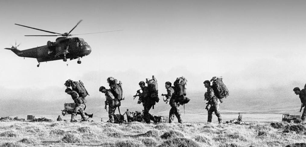 What have the Royal Marines ever done for us? | Save the