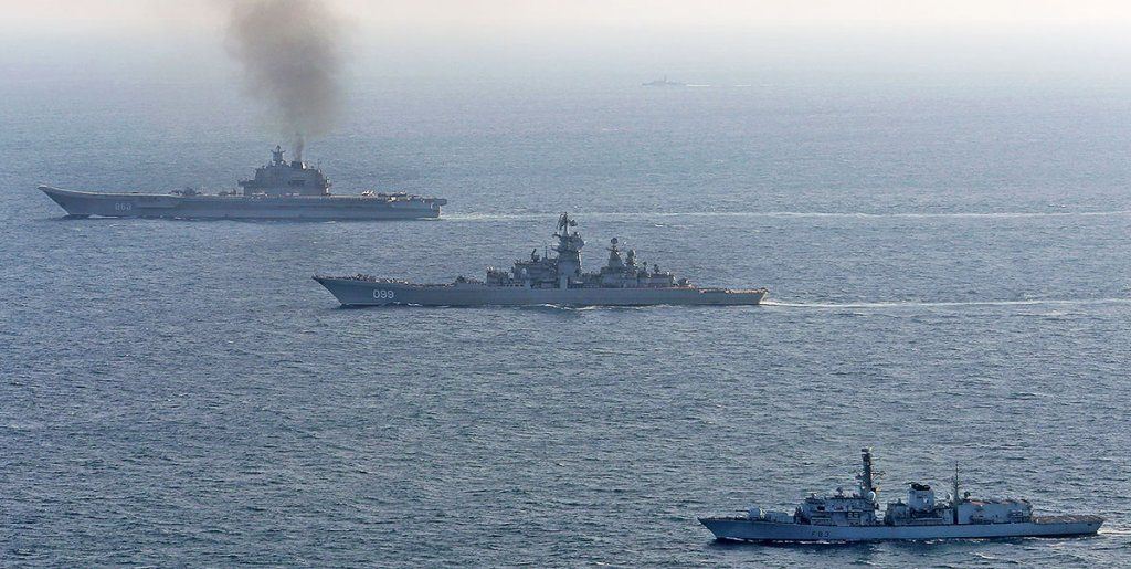 Understanding and responding to the Russian naval threat