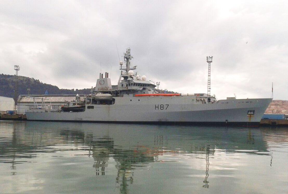 HMS- Echo Montenegro
