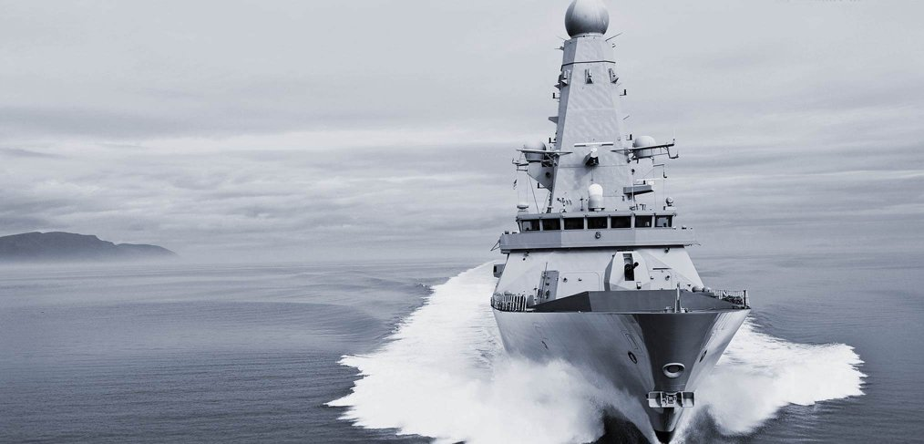 Final cure for Type 45 destroyer propulsion problems