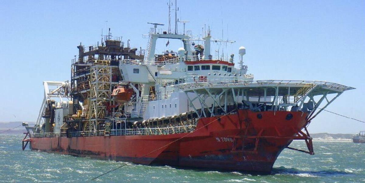 Sailing under a different flag – former Royal Navy vessels serving