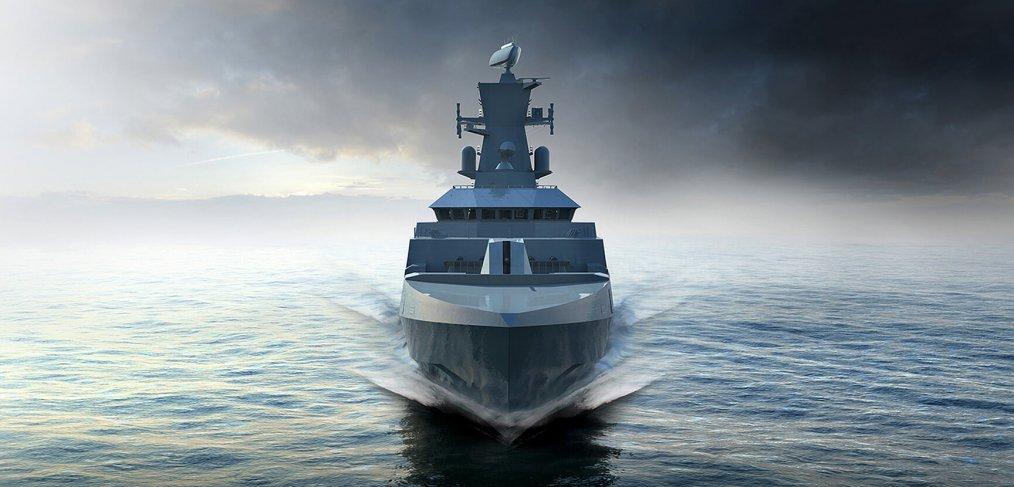 Type 31 frigate Leander