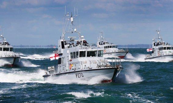 University Royal Navy Unit P2000