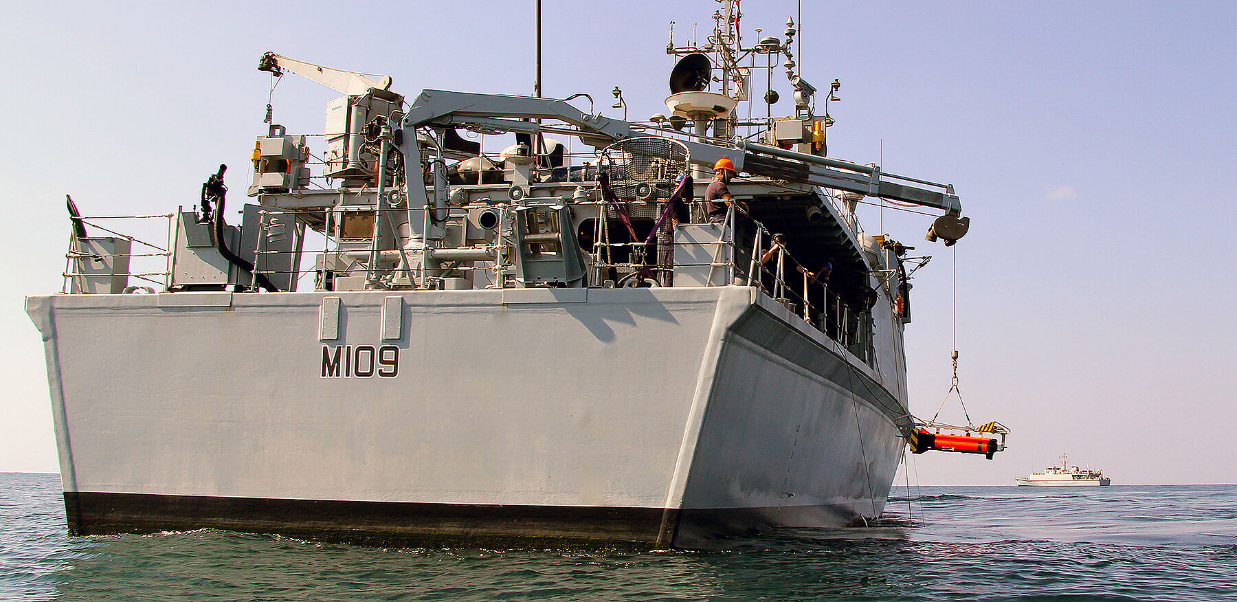 The future of Royal Navy mine hunting | Save the Royal Navy