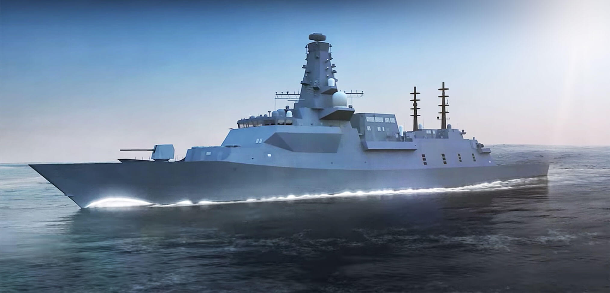 Building HMS Glasgow – the first Type 26 Frigate | Save the Royal Navy