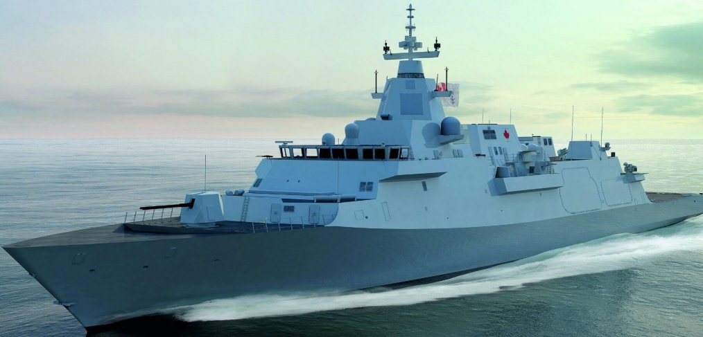 Good news for the Royal Navy and UK Plc – Type 26 frigate design