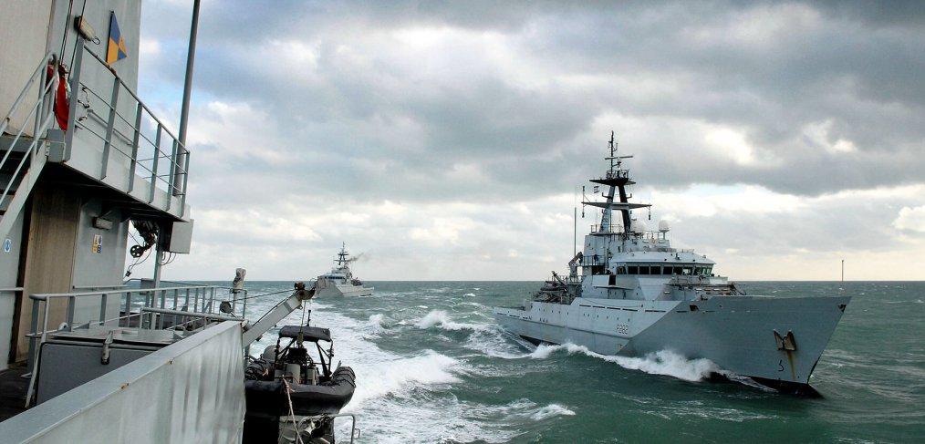 HMS Tyne HMS Mersey HMS Severn