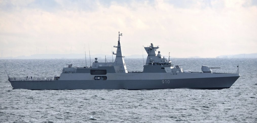 Three bids for the Royal Navy Type 31e frigate competition