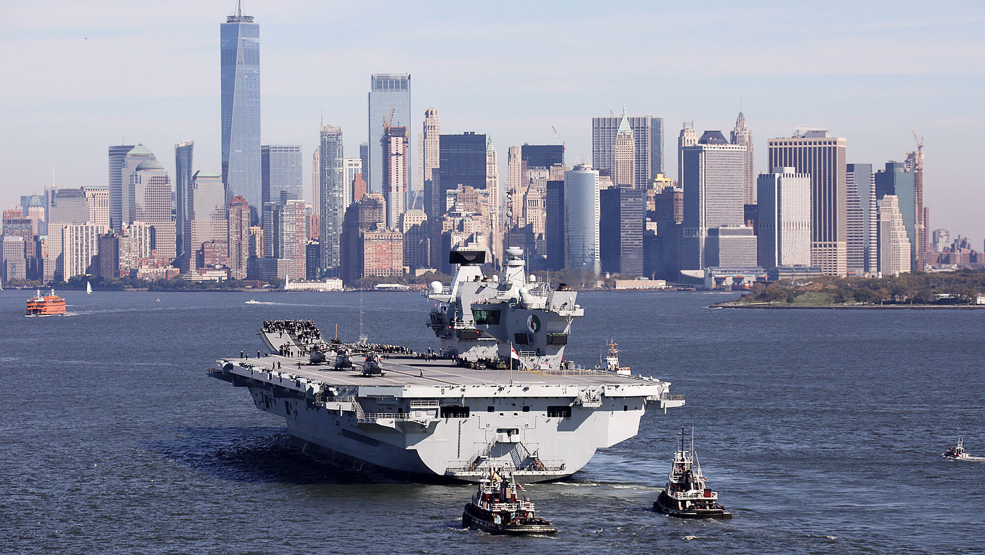 A year in review – the Royal Navy in 2018 • The Military Times