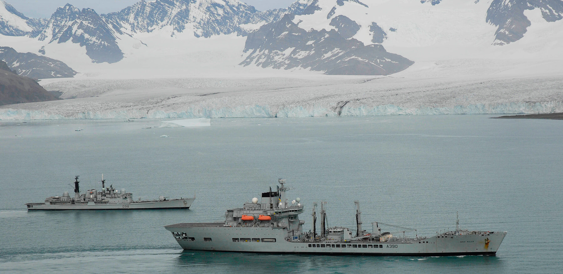 In focus: the Wave class tankers of the Royal Fleet Auxiliary   Save