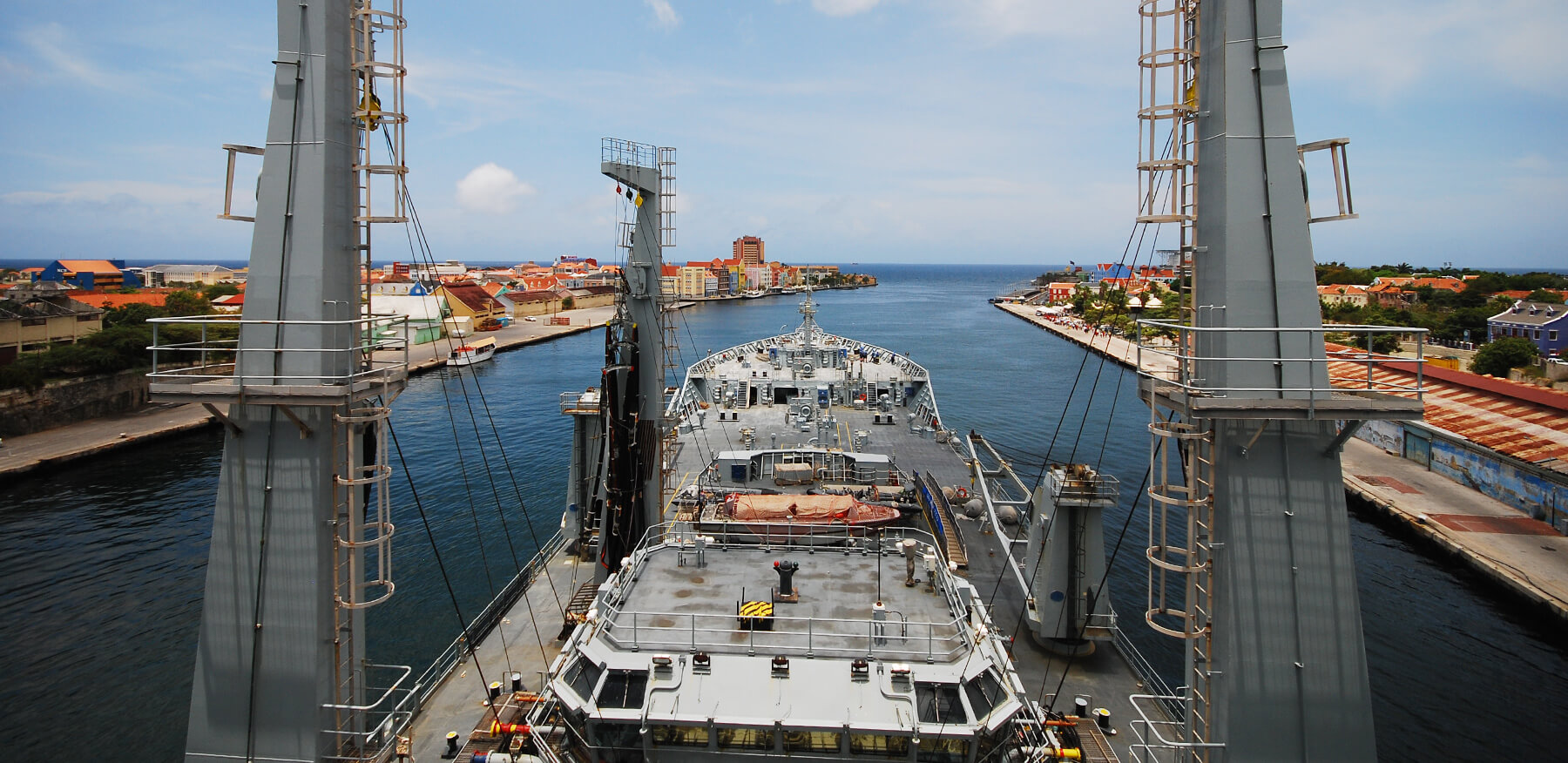 RFA Wave Ruler Curacao