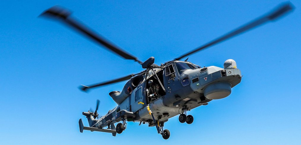 In focus: the Wildcat multi role helicopter in service with