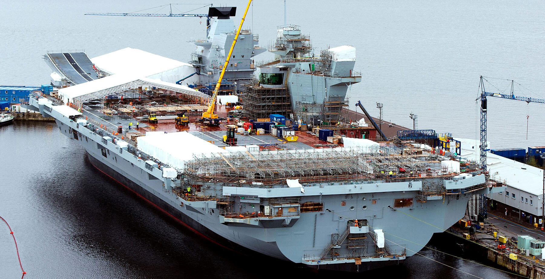 MPs debate Carrier Strike strategy amidst rumours HMS Prince