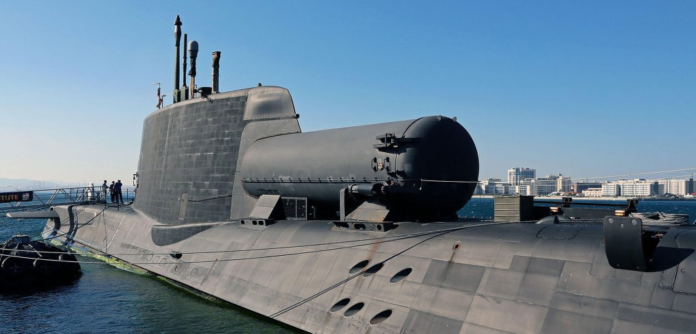In focus: Royal Navy submarine special forces delivery systems