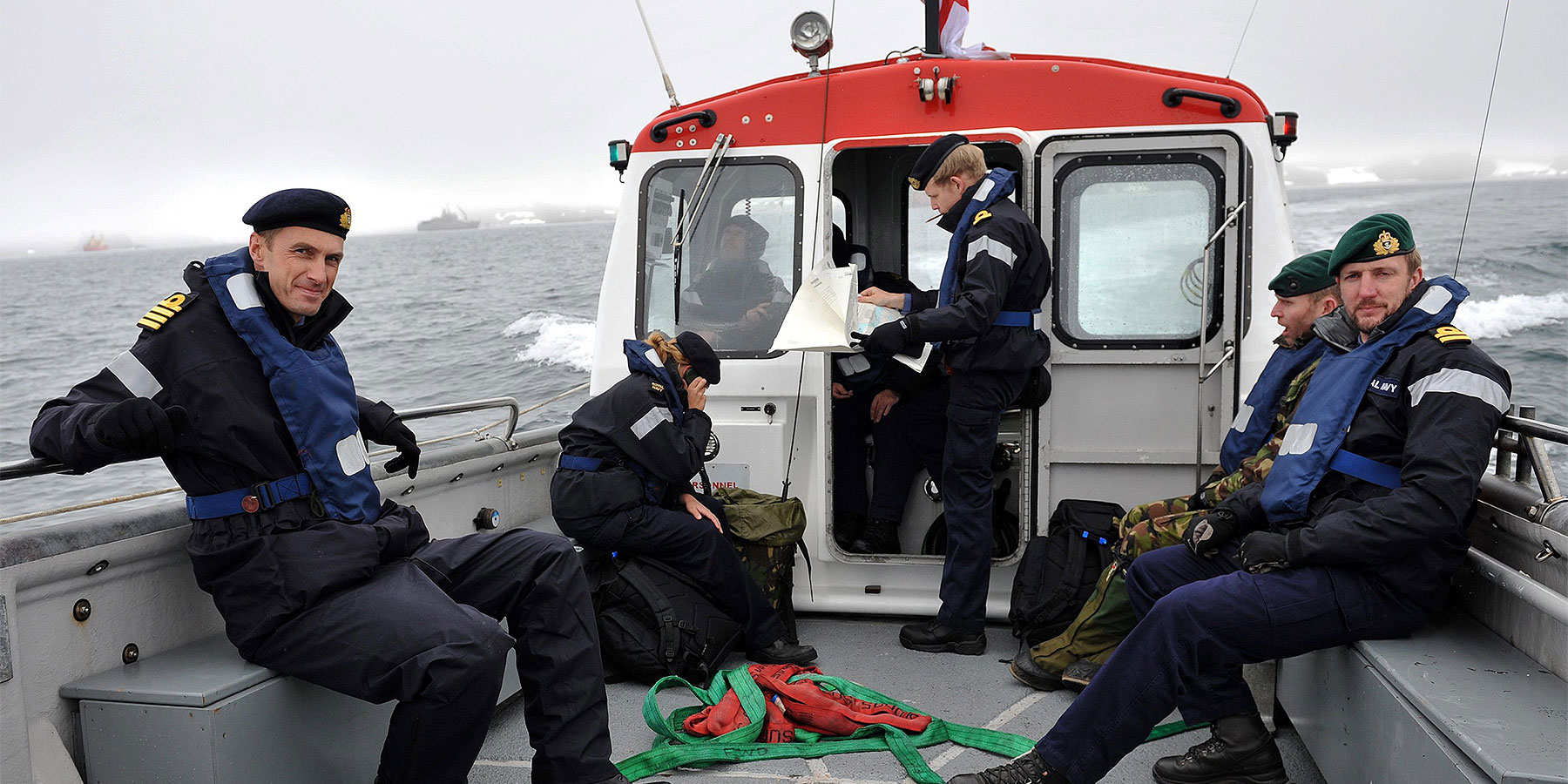 Sea boat 2012 Terra Nova