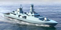 BAE Systems issues updated imagery of Leander Type 31e Frigate concept