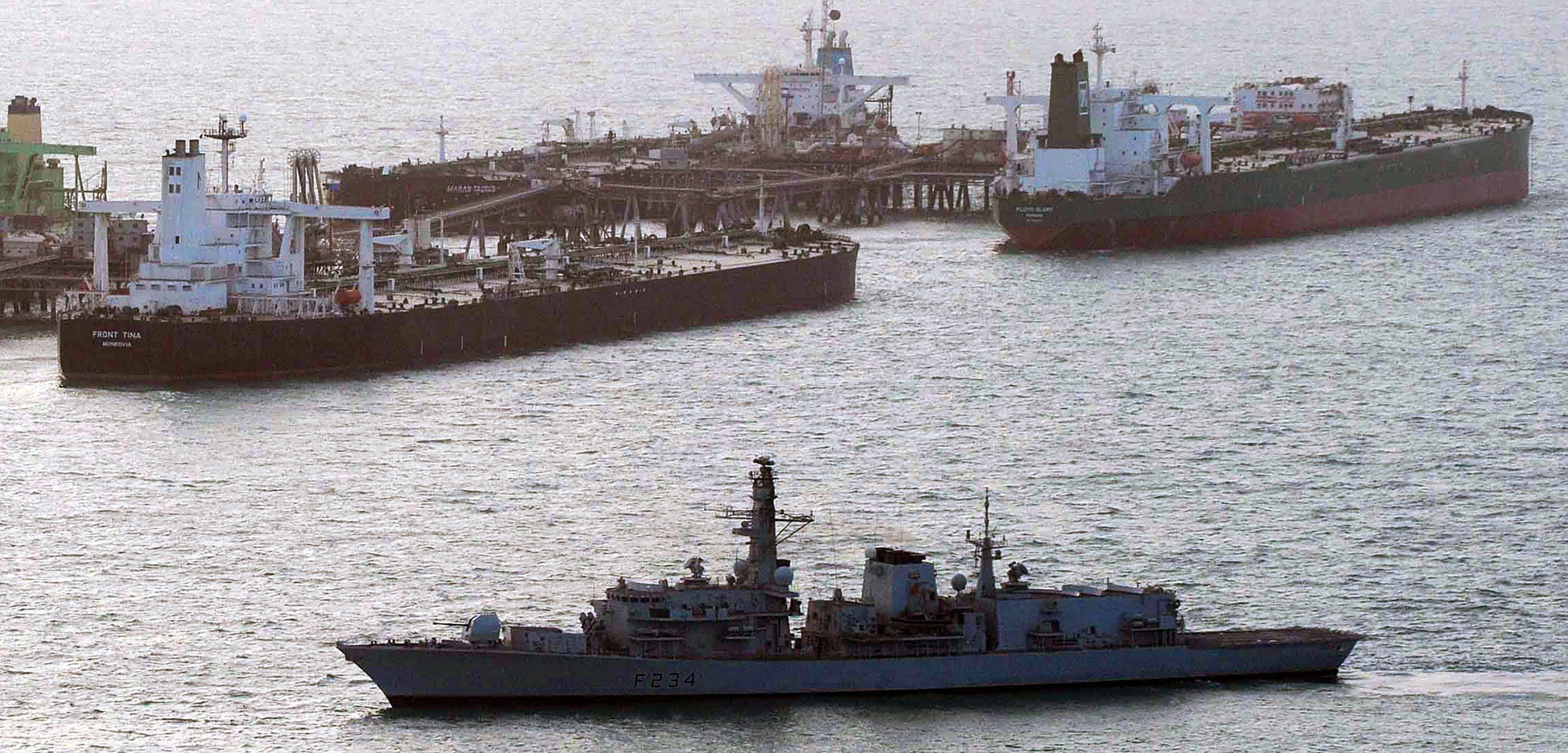 Image result for big fat oil tanker