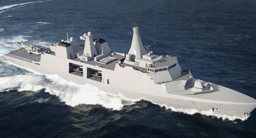 Arrowhead-14o Type 31e frigate