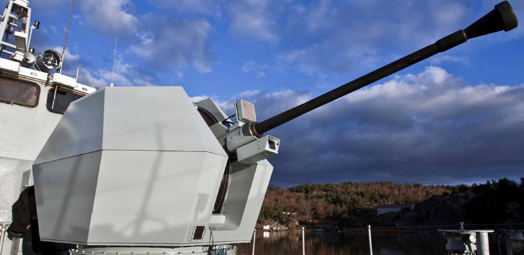 Bofors 40mm Mk 4