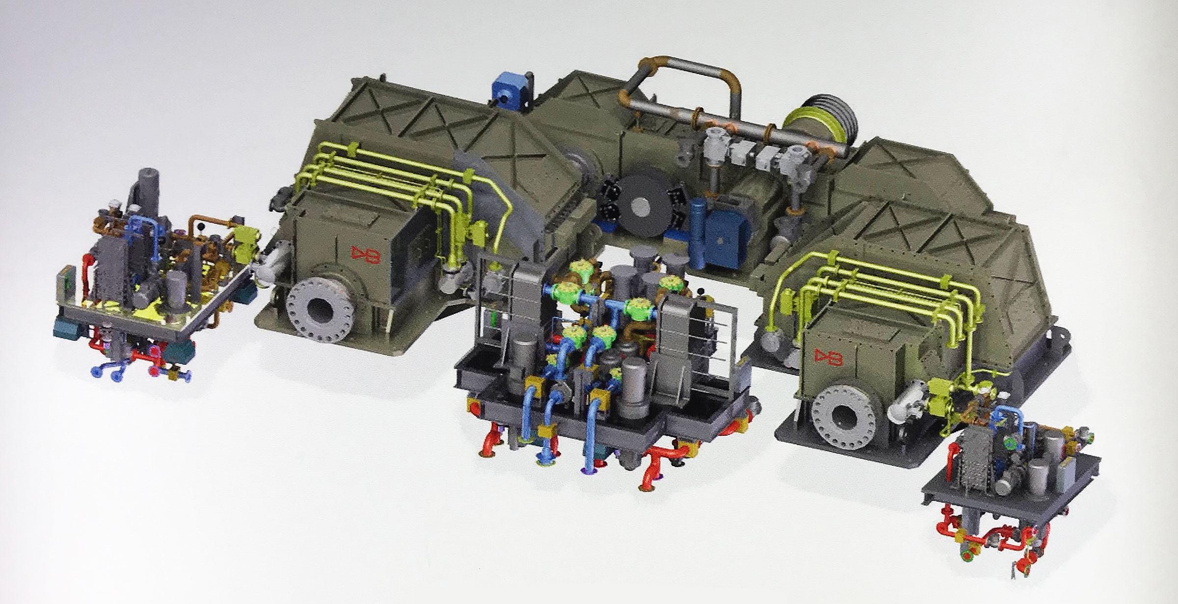 Type 26 frigate gearbox